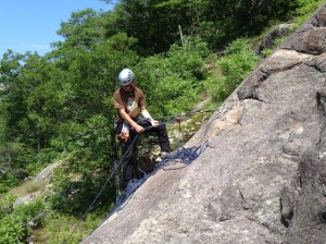 Guiding Clippity-Do-Da with Mooney Mountain guides