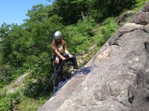 Guiding Clippity-Do-Da with Mooney Mountain guides