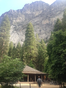 Rest Day in Curry Village, Yosemite Valley