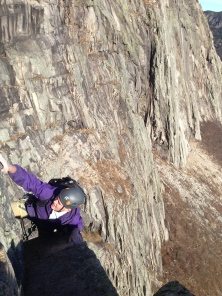 Jack at the top of P4