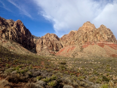 Approaching Black Velvet Canyon